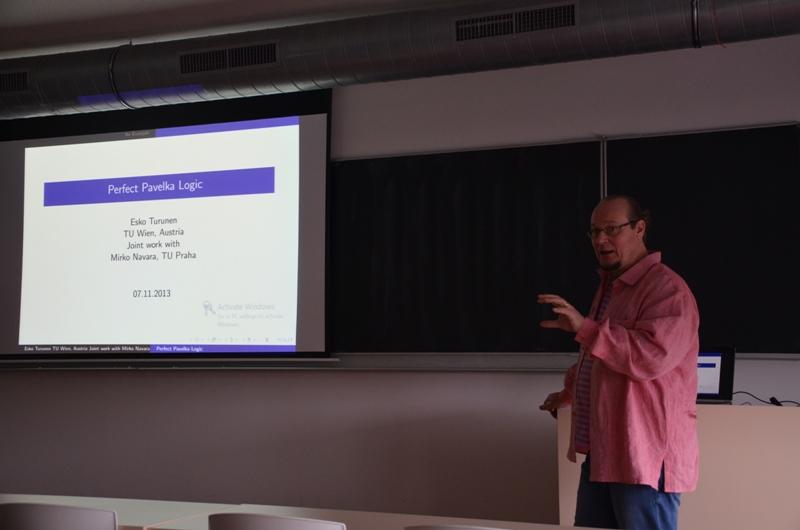 Informatický seminář