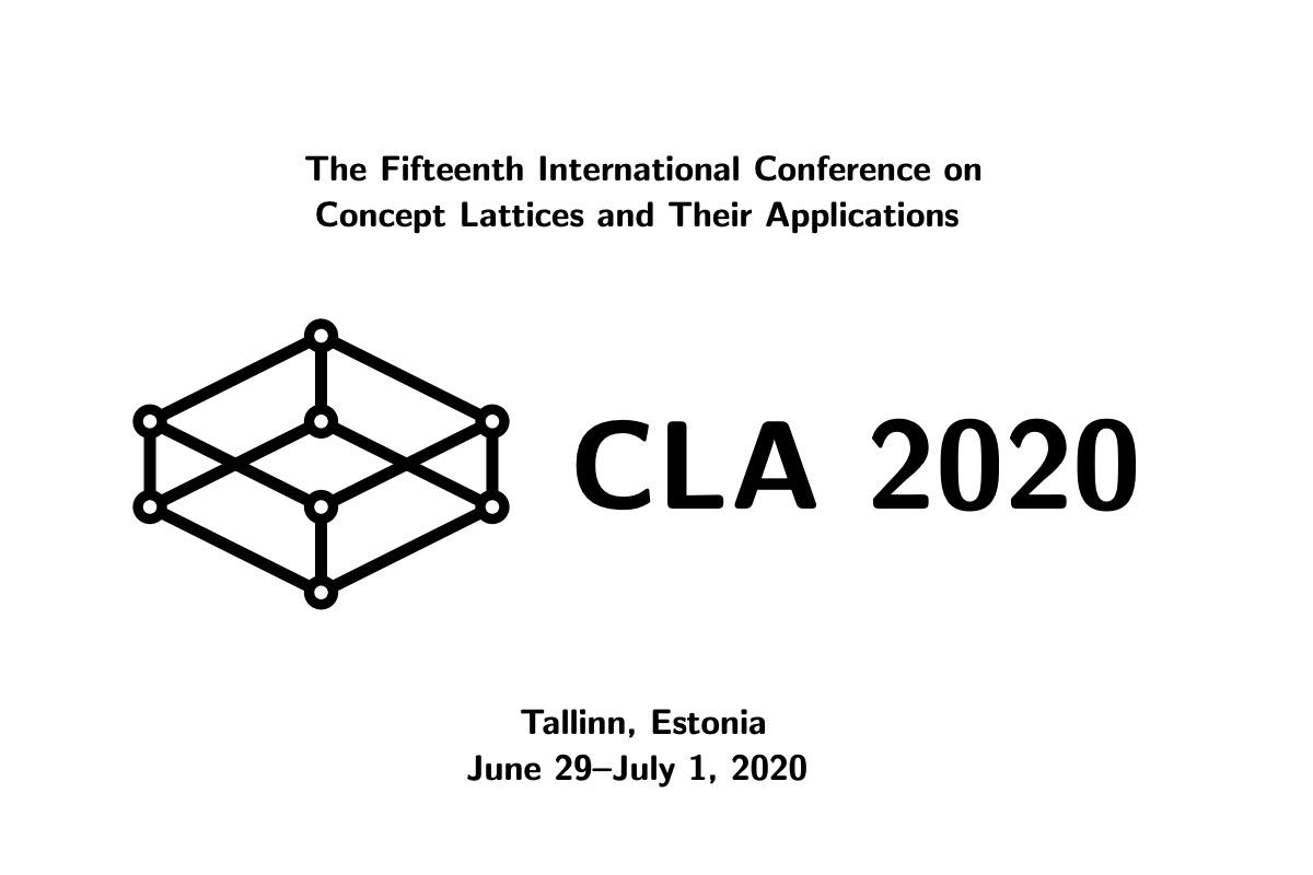 Konference CLA 2020
