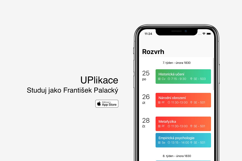 UPlikace nyní i pro iOS