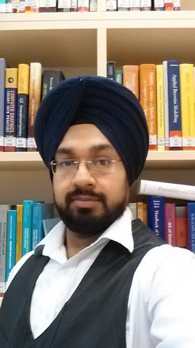 Pushpinder Singh, Ph.D.